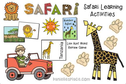 safari jeep craft book safari themed crafts and activities