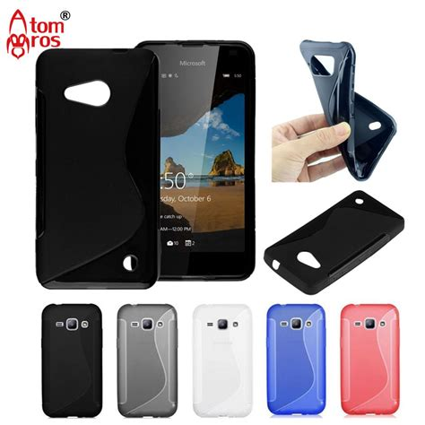 Softcase Softthin Ultrathin Nokia Lumia N225 ultrathin soft s line tpu silicone rubber transparent cover for microsoft nokia lumia 550