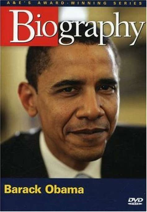 barack obama biography achievements the biography of barrack obama on dvd blackmissouri com
