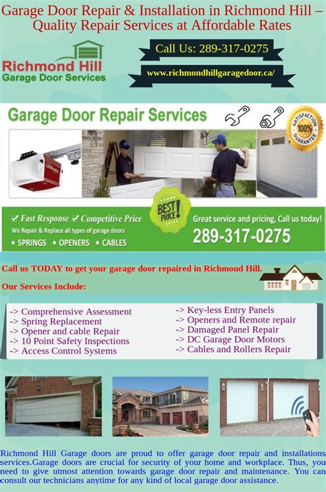 Find Best Garage Door Installation And Repair Services In Find Garage Door Repair