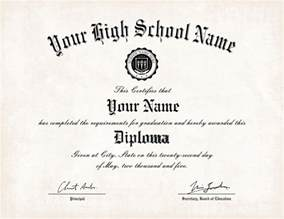 High School Diploma Templates by Us High School Diploma Style 2 Buy Diploma