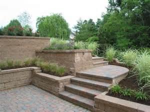 Brick Wall Planters by Brick Planter Designs Photos