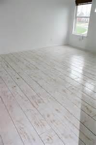 diy planked floors house seven design build