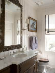 Bar Bathroom Ideas Country Styled Bathroom Ideas With Nice Painting And White