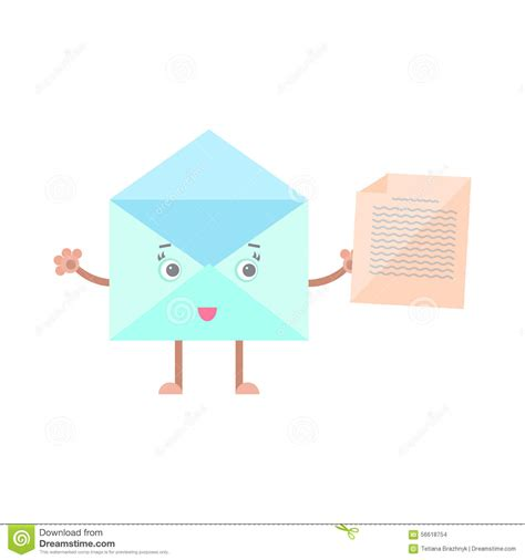 imagenes sobre web 3 0 personaje de dibujos animados del correo del sobre