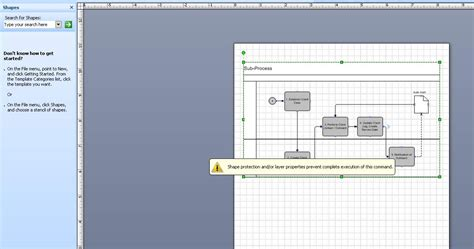 visio resize shapes small business tech visio shape protection how can