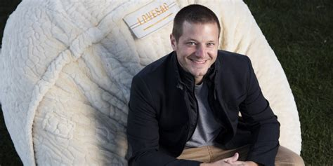 lovesac ceo ceo founder of lovesac offers stunning advice for every