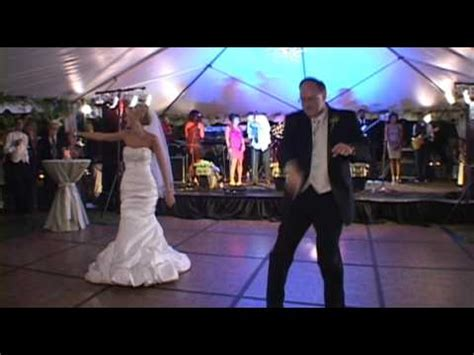 Surprise Father/Daughter Wedding Dance   YouTube