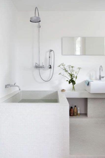 minimalist bathroom design ideas 45 stylish and laconic minimalist bathroom d 233 cor ideas