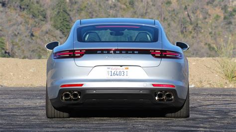 porsche 2017 4 door 2017 porsche panamera turbo review the four door 911