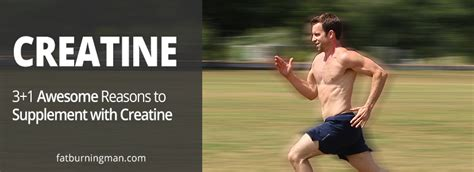 i snorted creatine 3 1 awesome reasons to supplement with creatine