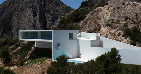 the cliff house fran silvestre arquitectos office archdaily