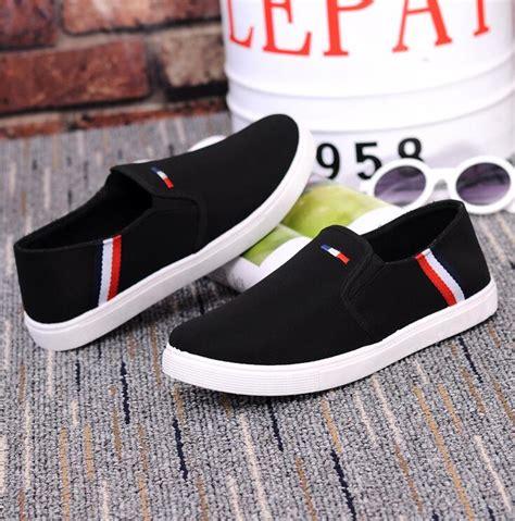 Sepatu Wakaisepatu Tomssepatu Slip On sepatu slip on pria size 42 black jakartanotebook