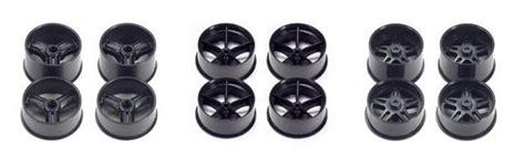 Large Diameter Carbon Wheel Tamiya tamiya 95244 carbon large diameter wheels 12pcs