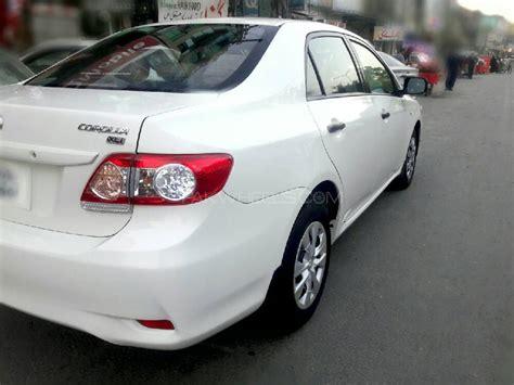 Toyota Corolla XLi VVTi 2013 for sale in Lahore   PakWheels