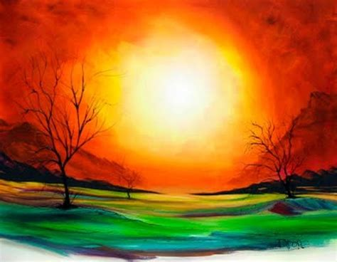 modern landscape paintings colorful abstract paintings hd wallpapers hd backgrounds wonderful wall