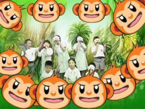 10 monkeys jumping on the bed tom s tefl song 10 little monkeys jumping on the bed youtube