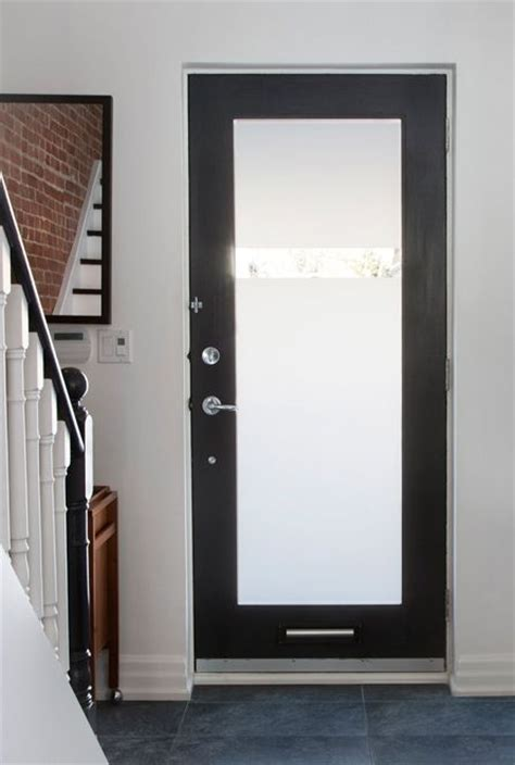 Frosted Front Door Pin By Louise W On Renovation