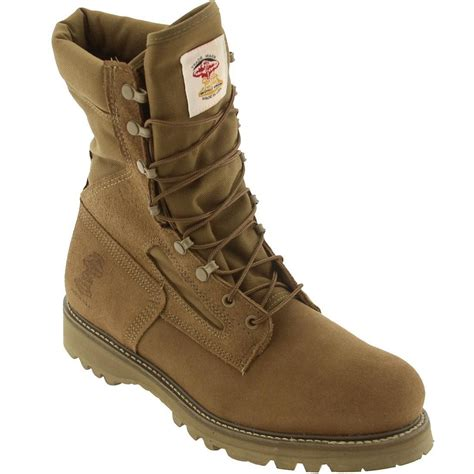 boot marine gorilla marine boots camel green