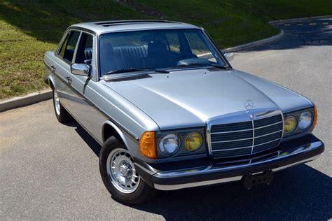 Mercedes Diesel by 1984 Mercedes 300d Turbo Diesel Ridge Motors