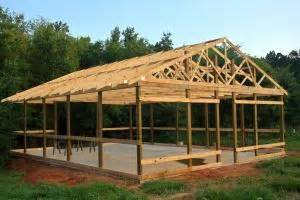 Free Pole Barn House Plans Pole Barn Construction Tips Plans 8 X 12 Potting Shed