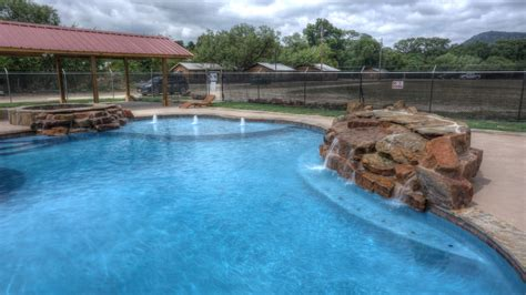 Frio River Cabins With Pool by Crider S Cabins On The Frio River