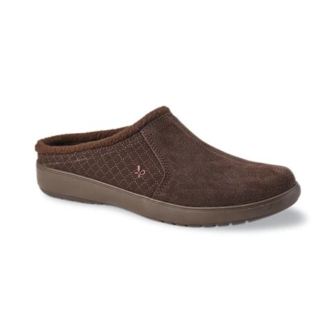 wide width clogs for grasshoppers s autumn brown slip on wide width clog