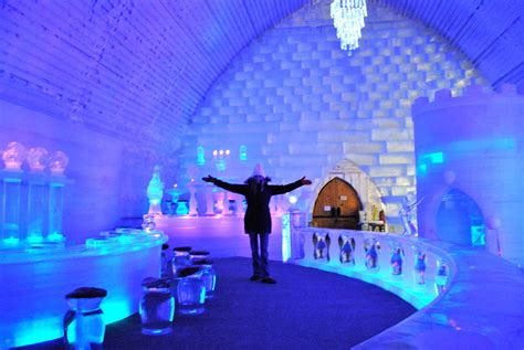 what is an ice house ice hotel bon expose museum of art and design