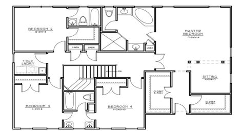 plan 44045td center hall colonial house plan colonial pictures center hall colonial house plans the latest