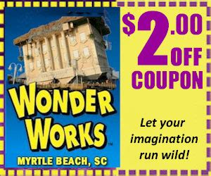 Soar Explore Myrtle Beach Discount Coupons House Myrtle Coupons