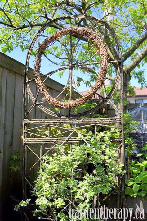 diy grape vine trellis chapter how to make a bentwood arbor guide to start
