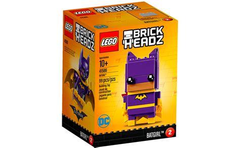 Lego 41595 Brick Headz купить lego brick headz бэтгёрл 41586 оригинальные