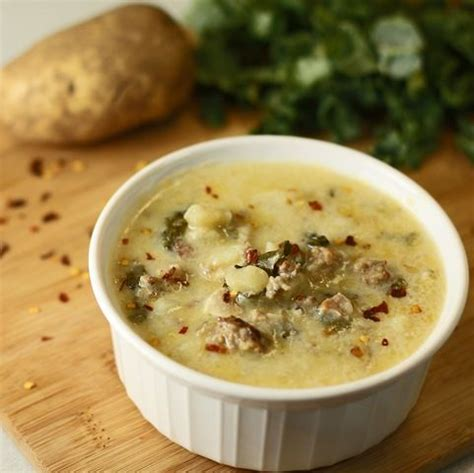 Zuppa Toscana Olive Garden by Zuppa Toscana Soup From Olive Garden If You Can T Stand