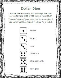 printable coin dice 1000 images about dice on pinterest dice games math