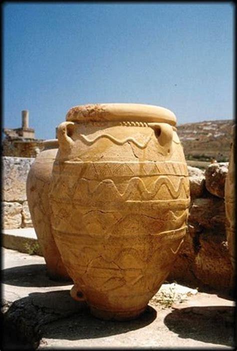 vasi di creta creta isola di candia
