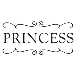 Craft Gift For Kids - princess amp scrolls wall quotes decal wallquotes com