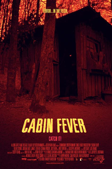 Cabin Fever by Mpg Hmc Day 9 Cabin Fever 2002 By Loupii On Deviantart