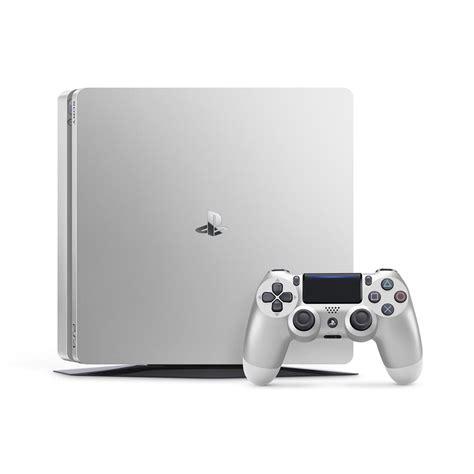 Ps 4 Ps4 Slim 500 Gb Silver Original Garansi Resmi Sony Pes 2018 ps4 slim silver 500gb limited editi end 2 22 2020 4 11 pm