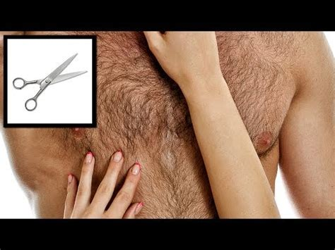 tips on manscaping style how to trim chest hair men s grooming funnycat tv