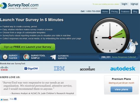 Survey Tools - internet tools internet survey tools