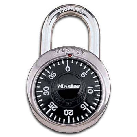 10615 Asma Black Set 2 In 1 how to a masterlock padlock combination in 100 tries