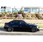 Blacked Out 330i VS Audi S4