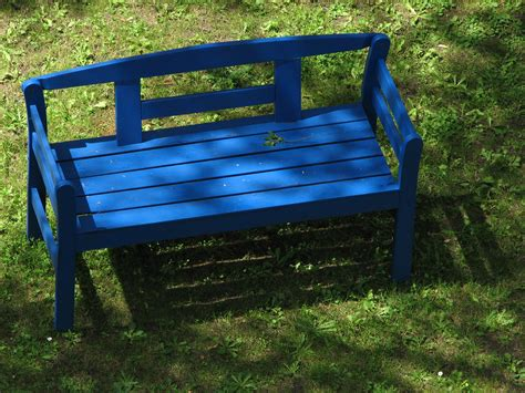 blue bench file blue wooden bench jpg wikimedia commons