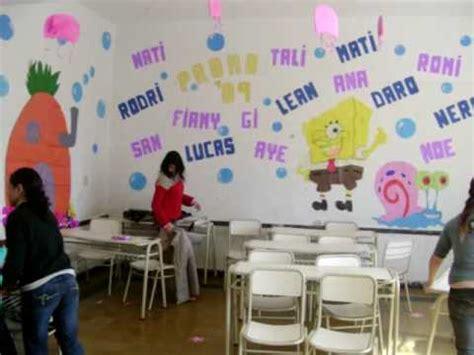 ideas para decorar un salon de sexto grado adornando el aula youtube
