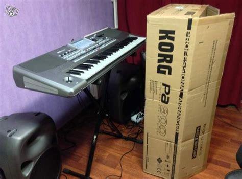 Keyboard Korg Pa900 Baru korg pa900 image 742829 audiofanzine