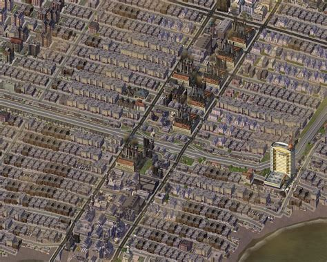 grid layout city simcity 4 exchange