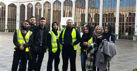 Kamila By Khadeejah volunteers walk marathon for domestic abuse victims get