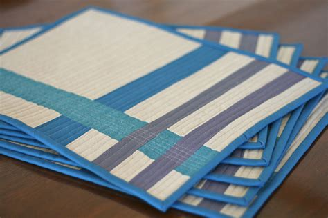 Free Easy Quilted Placemat Patterns by 13 Ways To Make Your Own Placemats Photos Huffpost