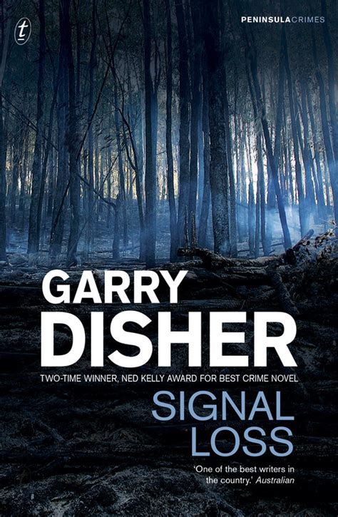 signal loss a hal challis investigation books signal loss book by garry disher text publishing