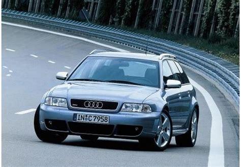 Audi A4 Biturbo by Fiche Technique Audi A4 S4 2 7 Biturbo 4x4 233 E 2000